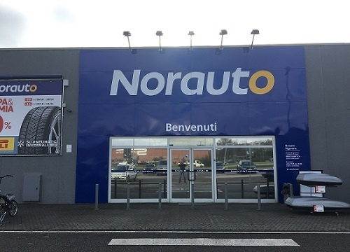 Il tuo centro auto Norauto Vigevano