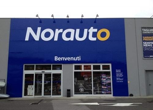 Il tuo centro auto Norauto Dalmine