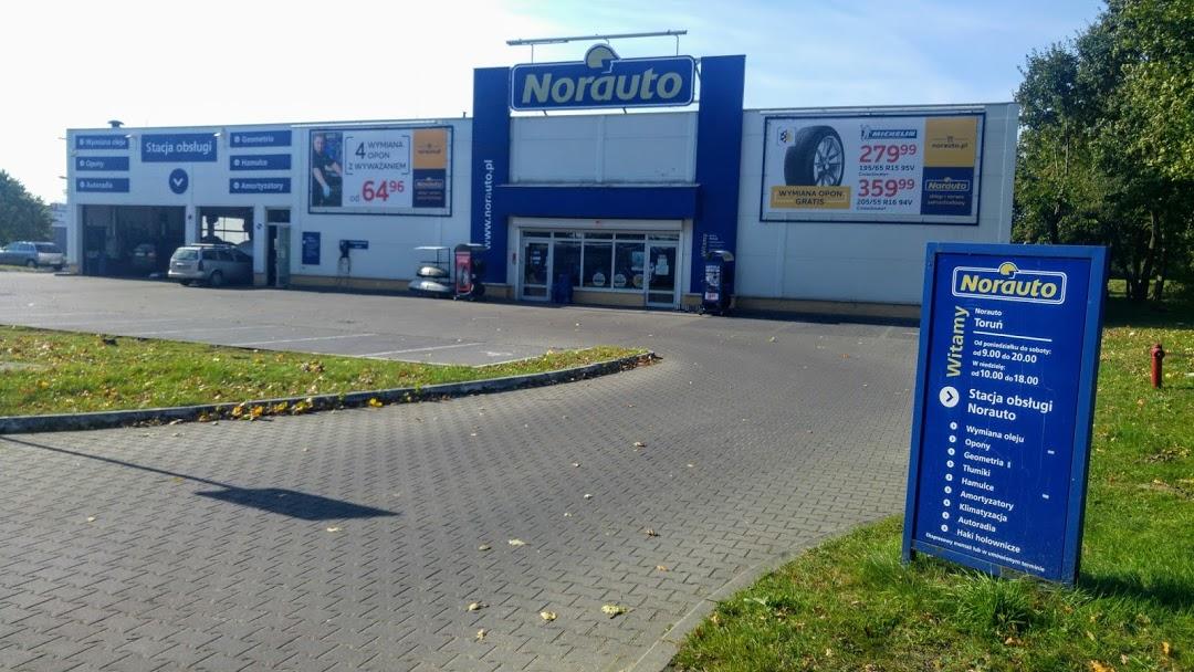 Twój sklep i serwis Norauto Torun