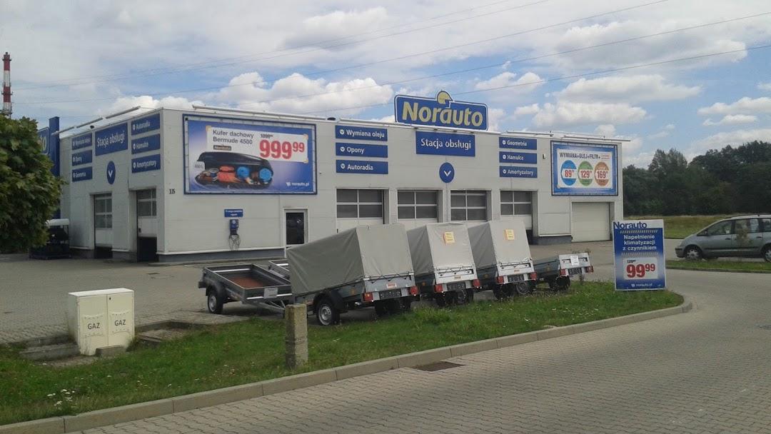 Twój sklep i serwis Norauto Gliwice
