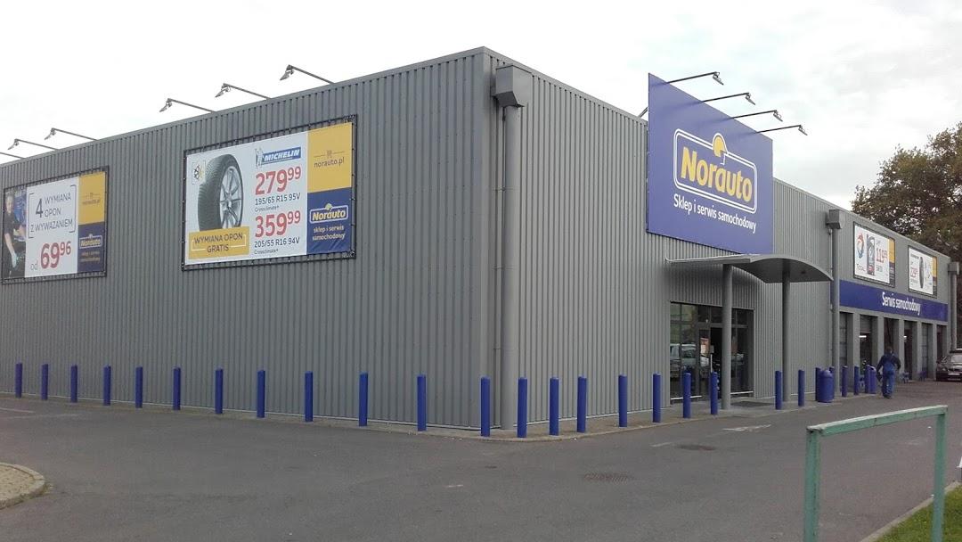 Twój sklep i serwis Norauto Szczecin
