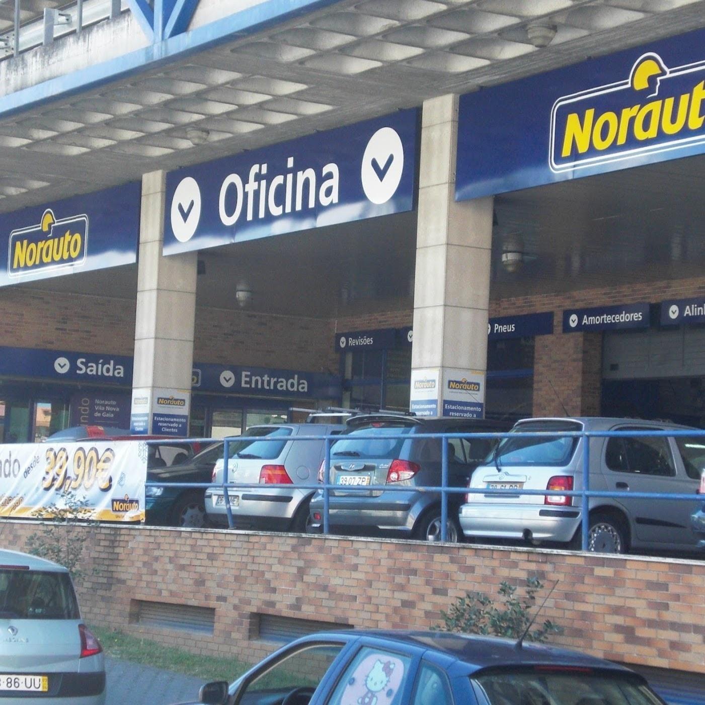 O centro auto Norauto Vila Nova De Gaia