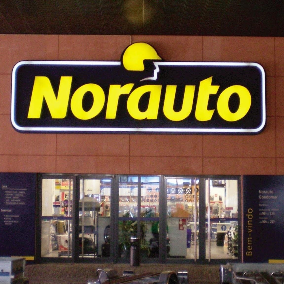 O centro auto Norauto Rio Tinto