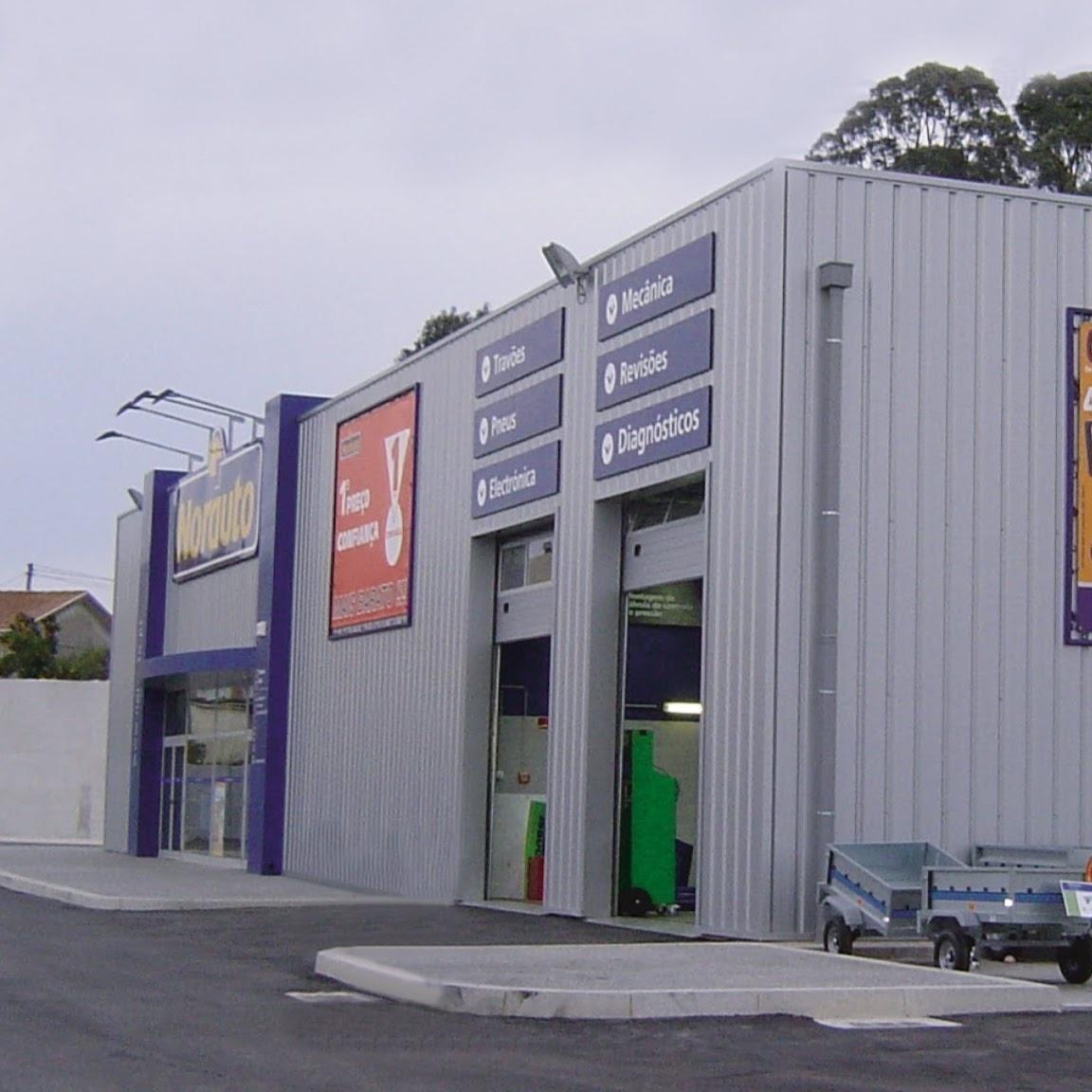 O centro auto Norauto Maia