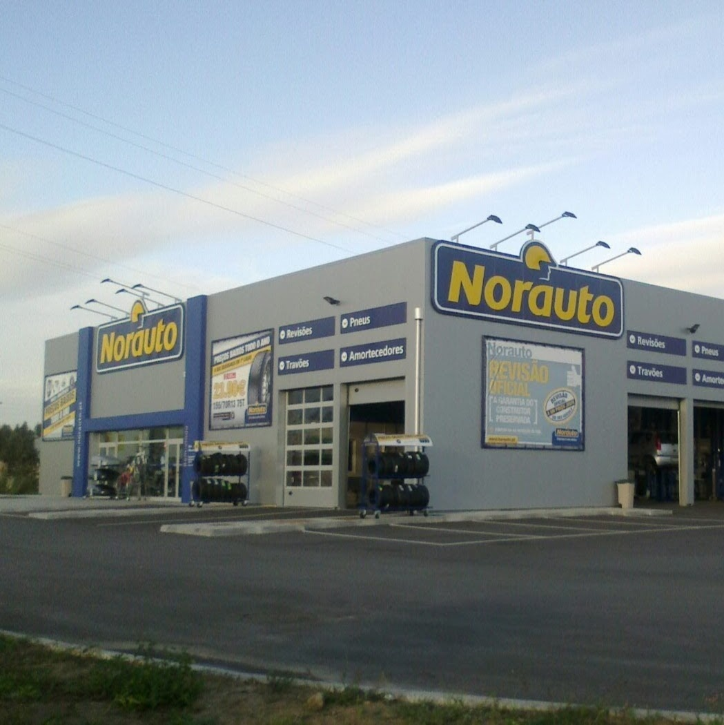 O centro auto Norauto Matosinhos