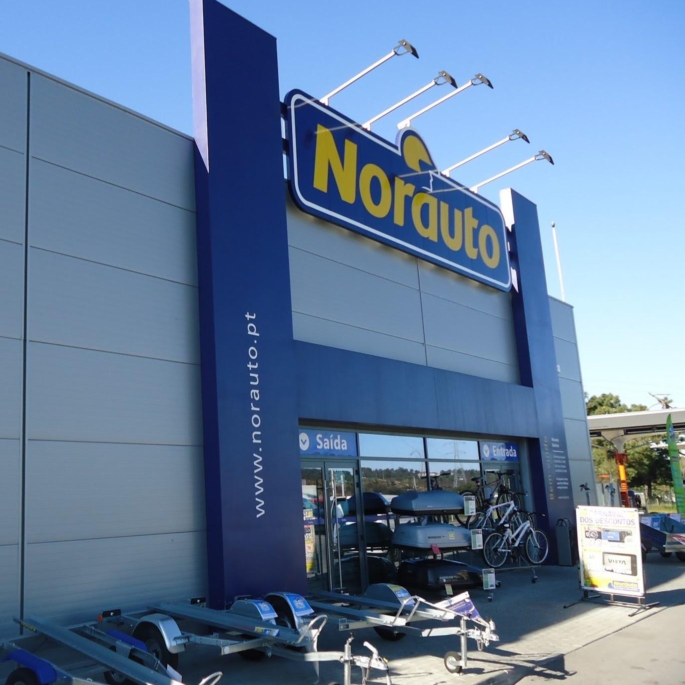 O centro auto Norauto Barreiro