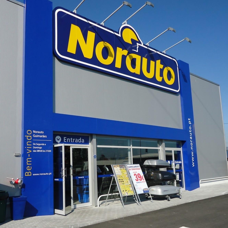 O centro auto Norauto Guimaraes