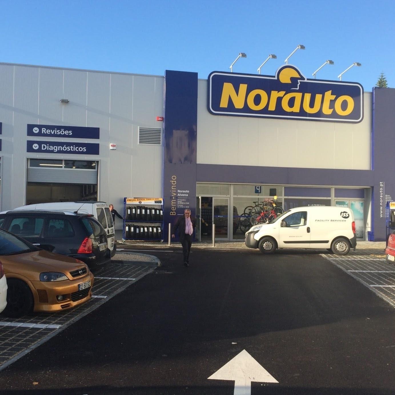 O centro auto Norauto Alverca