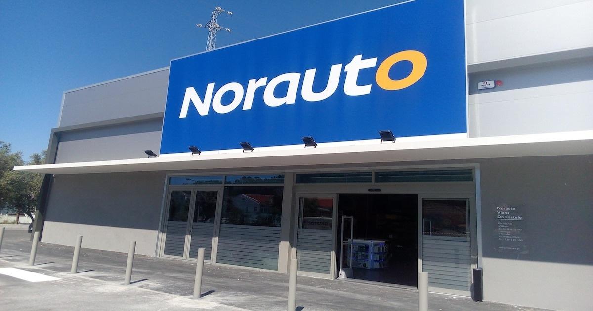 O centro auto Norauto Viana Do Castelo