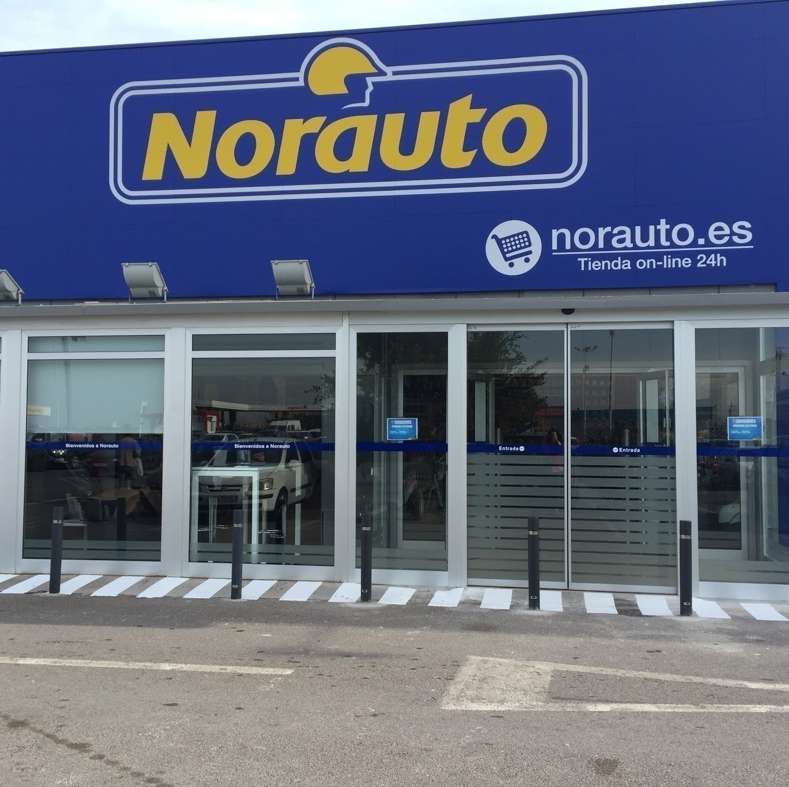 Tu centro Norauto Valencia Alboraya
