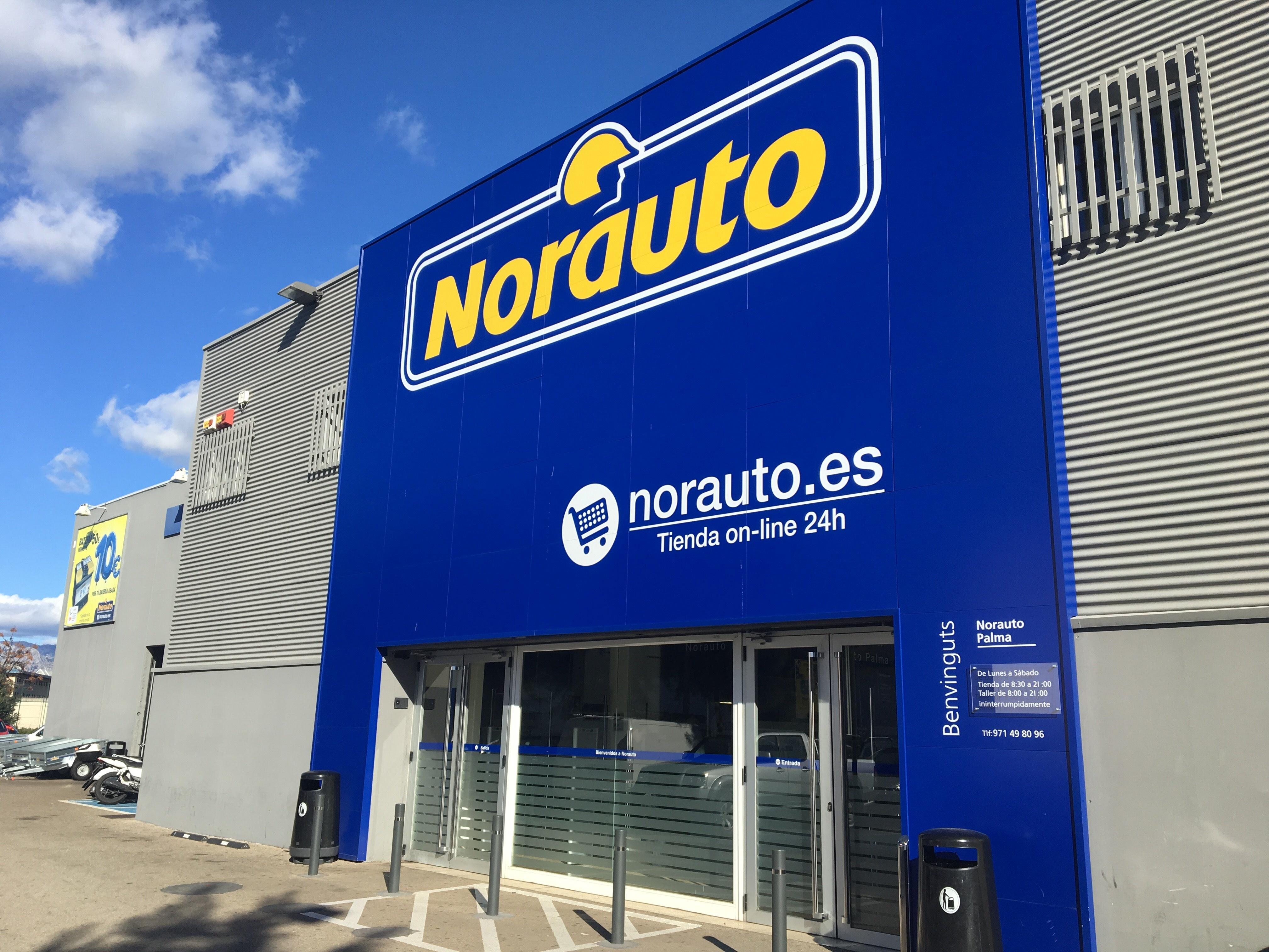 Tu Auto Centro Norauto Balears Palma De Mallorca Ca S Capiscol