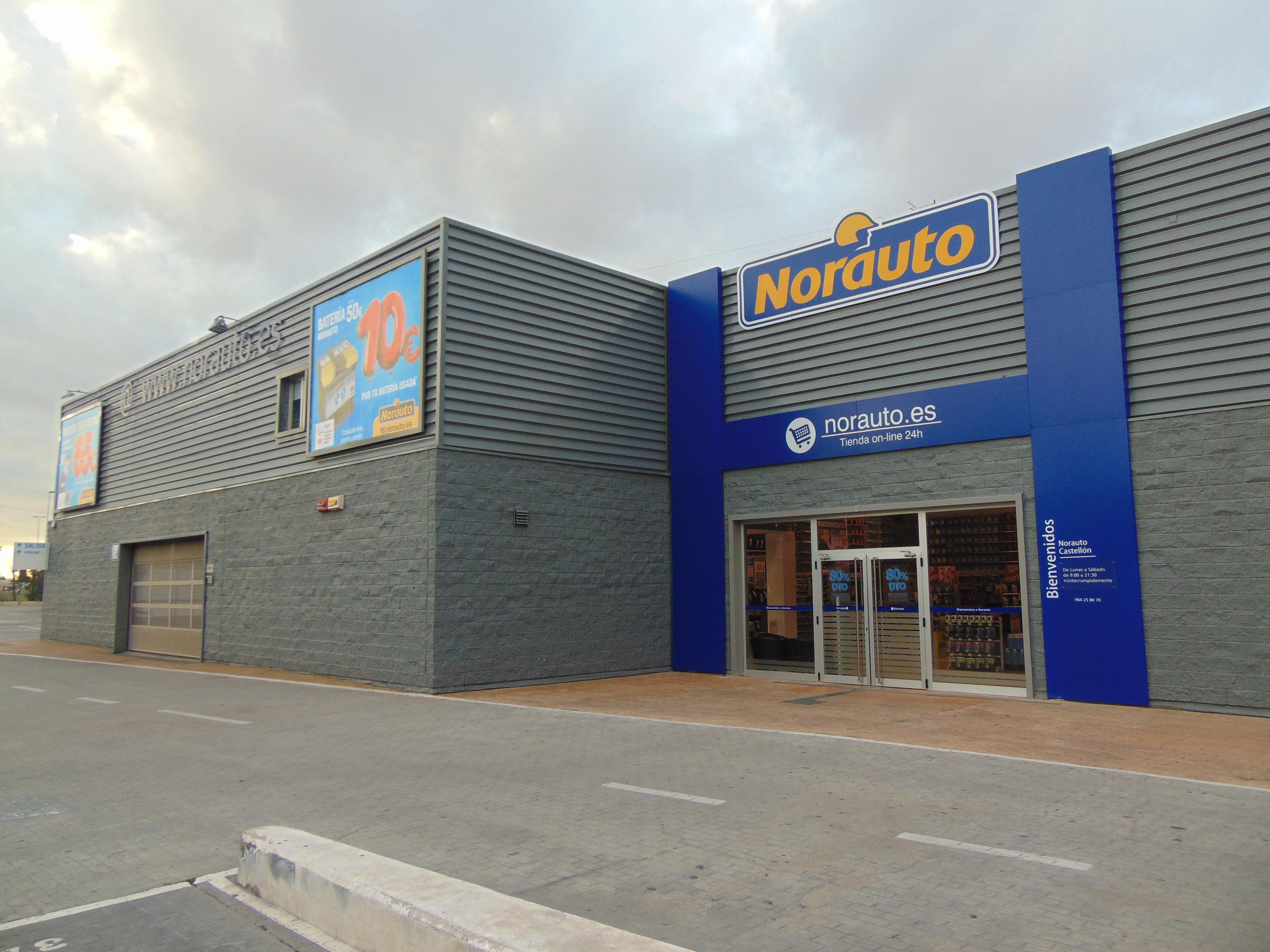 Tu centro Norauto Castellón La Salera