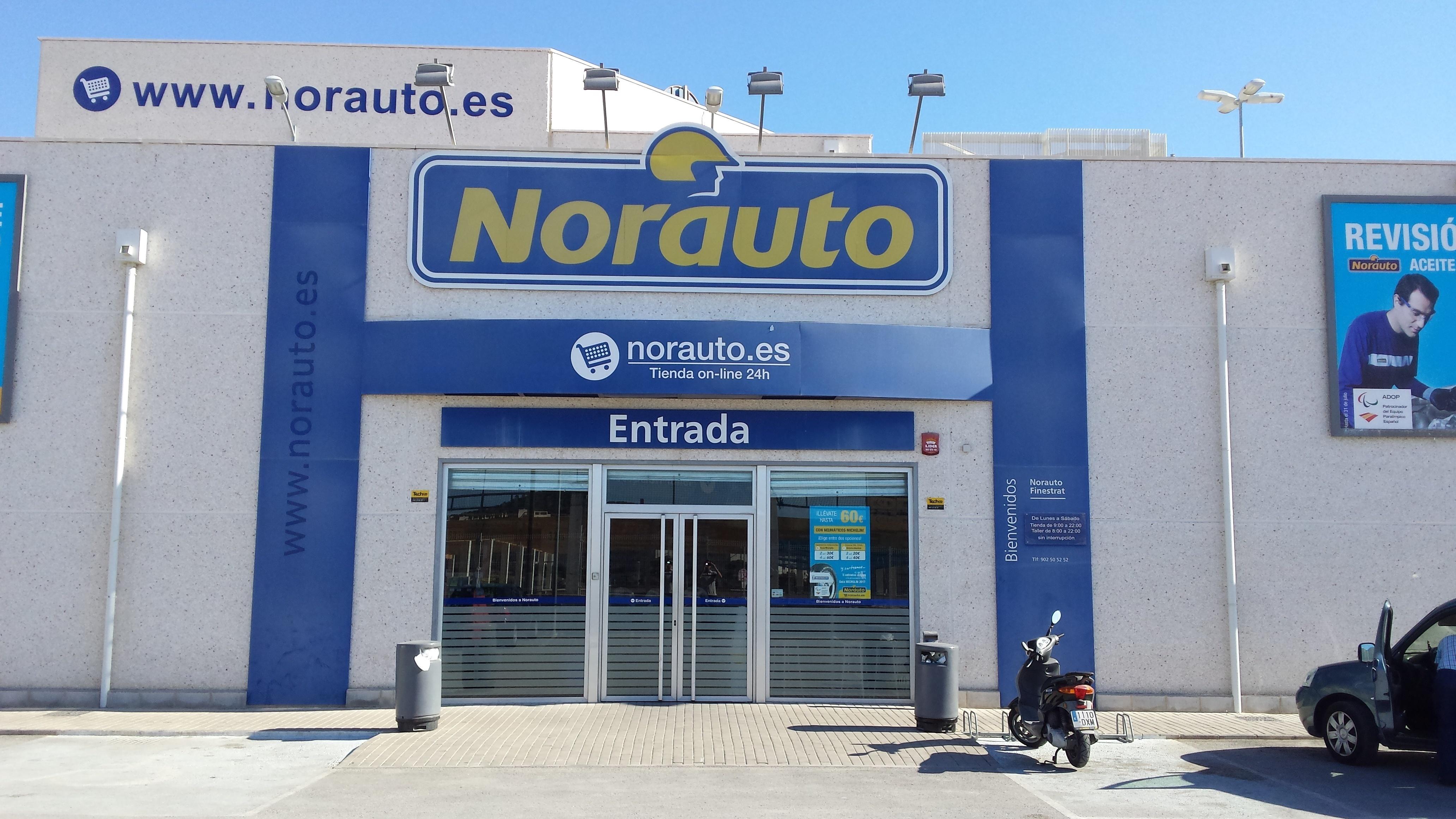 Norauto Finestrat