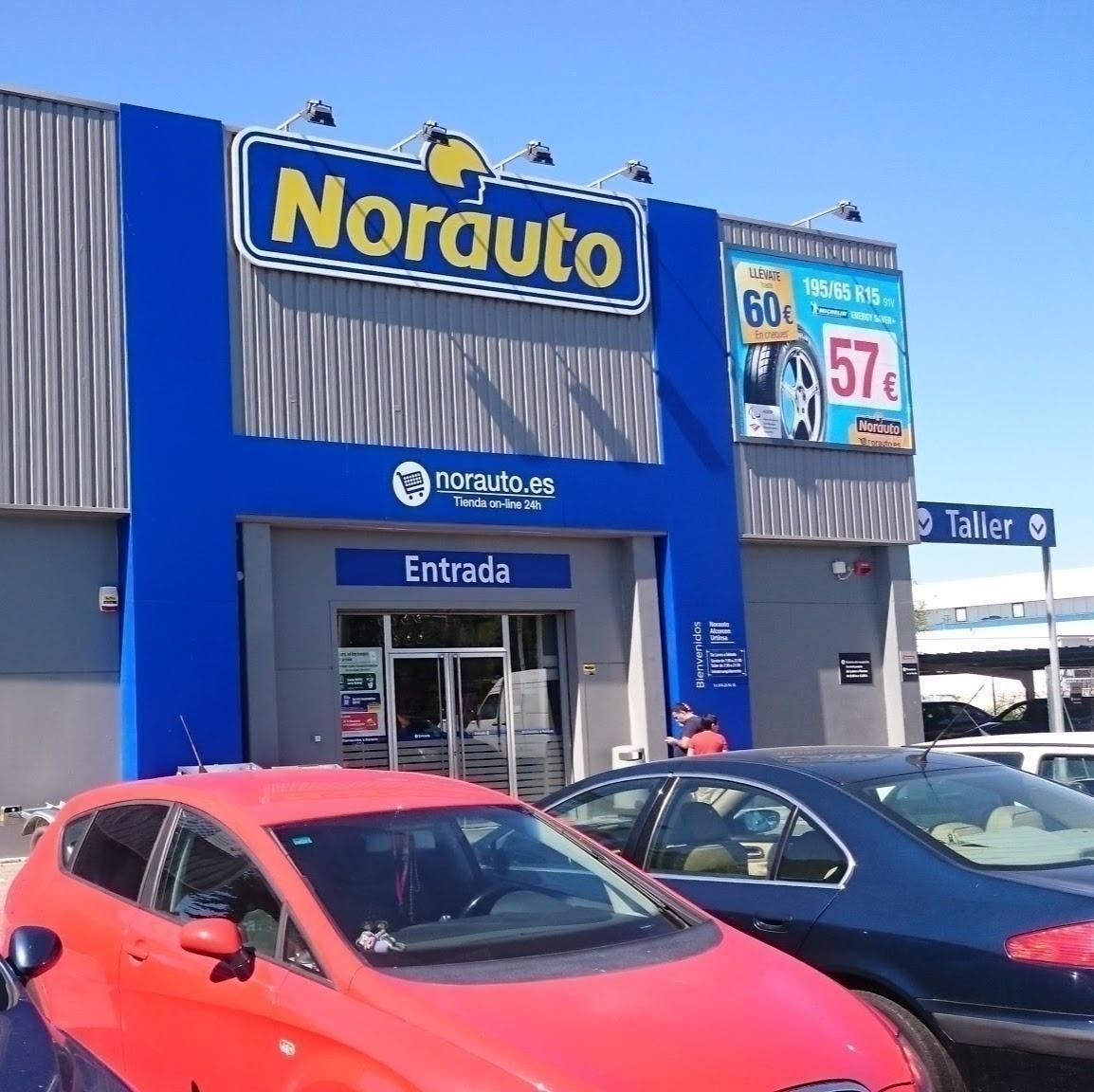 Tu centro Norauto Madrid Alcorcón Urtinsa