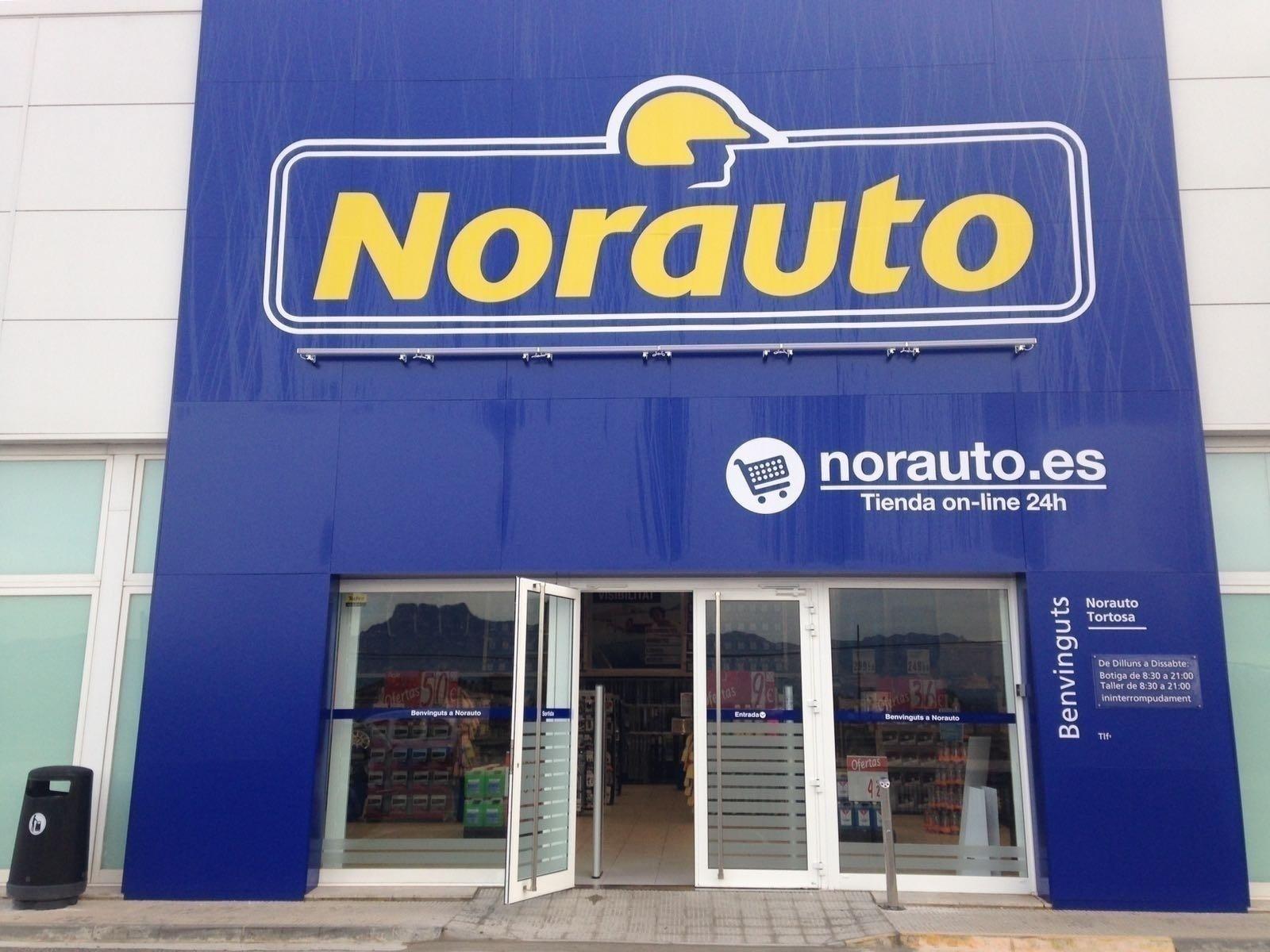 Tu centro Norauto Tortosa