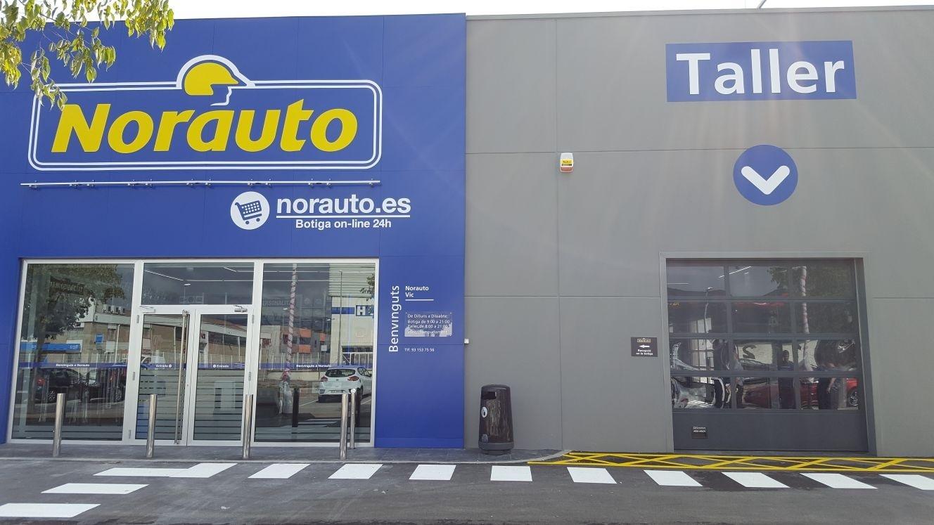 Tu centro Norauto Vic