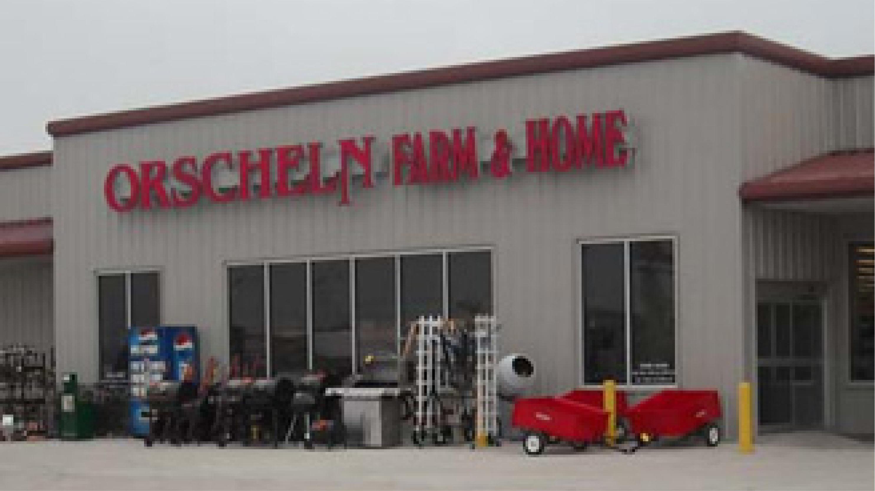 Front view of Orscheln Farm & Home Store in Fulton, Missouri 65251