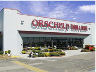 Front view of Orscheln Farm & Home Store in Moberly, Missouri 65270