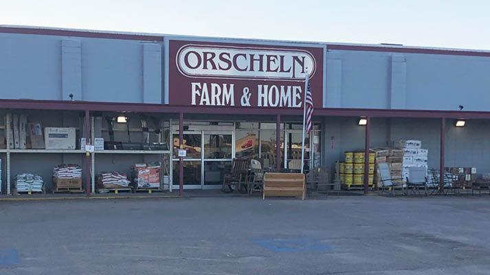 Front view of Orscheln Farm & Home Store in Kearney, Nebraska 68845-7317