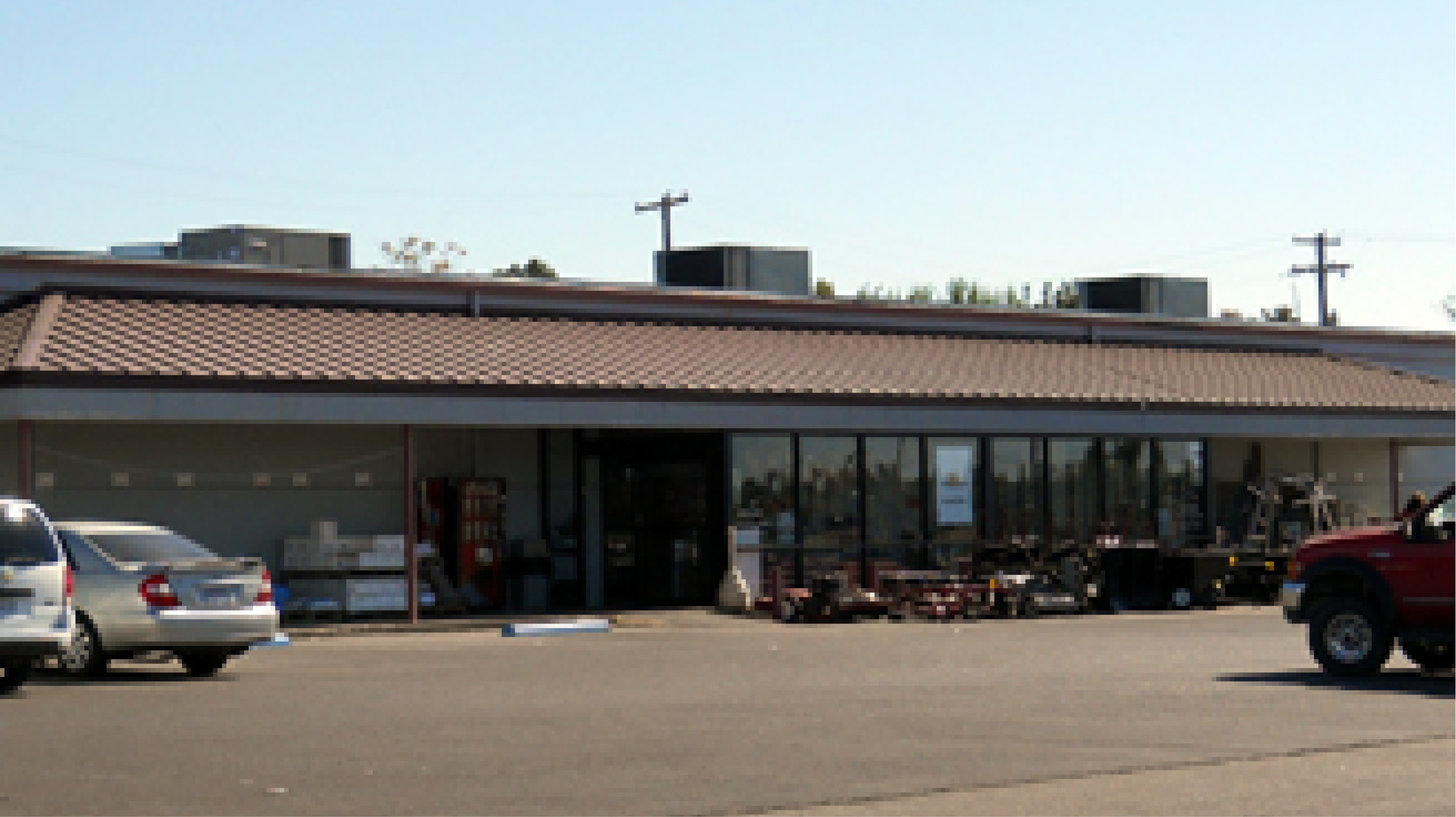 Front view of Orscheln Farm & Home Store in Sikeston, Missouri 63801