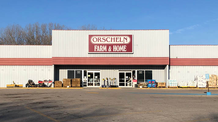 Front view of Orscheln Farm & Home Store in Seward, Nebraska 68434-2707