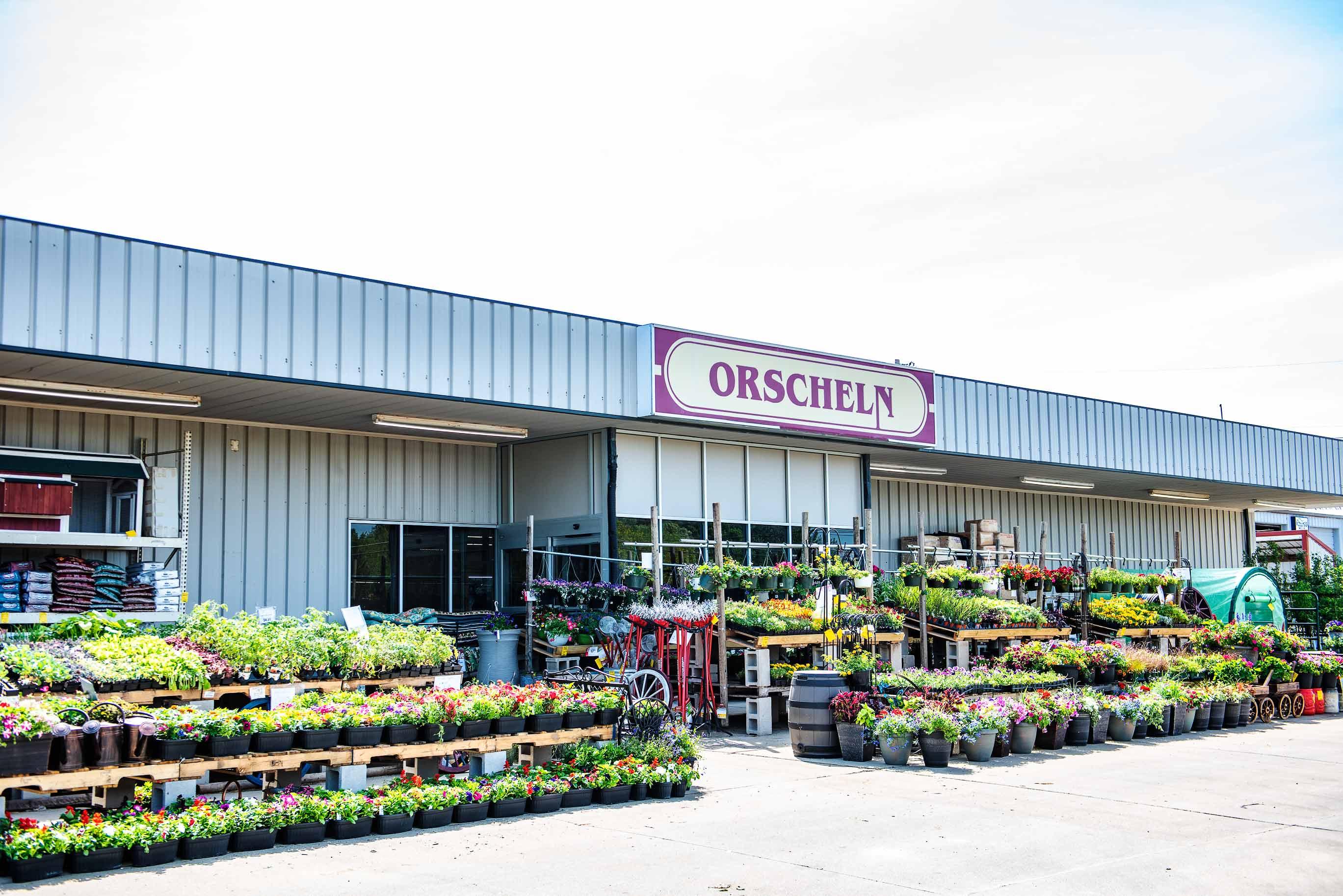 Front view of Orscheln Farm & Home Store in Brookfield, Missouri 64628