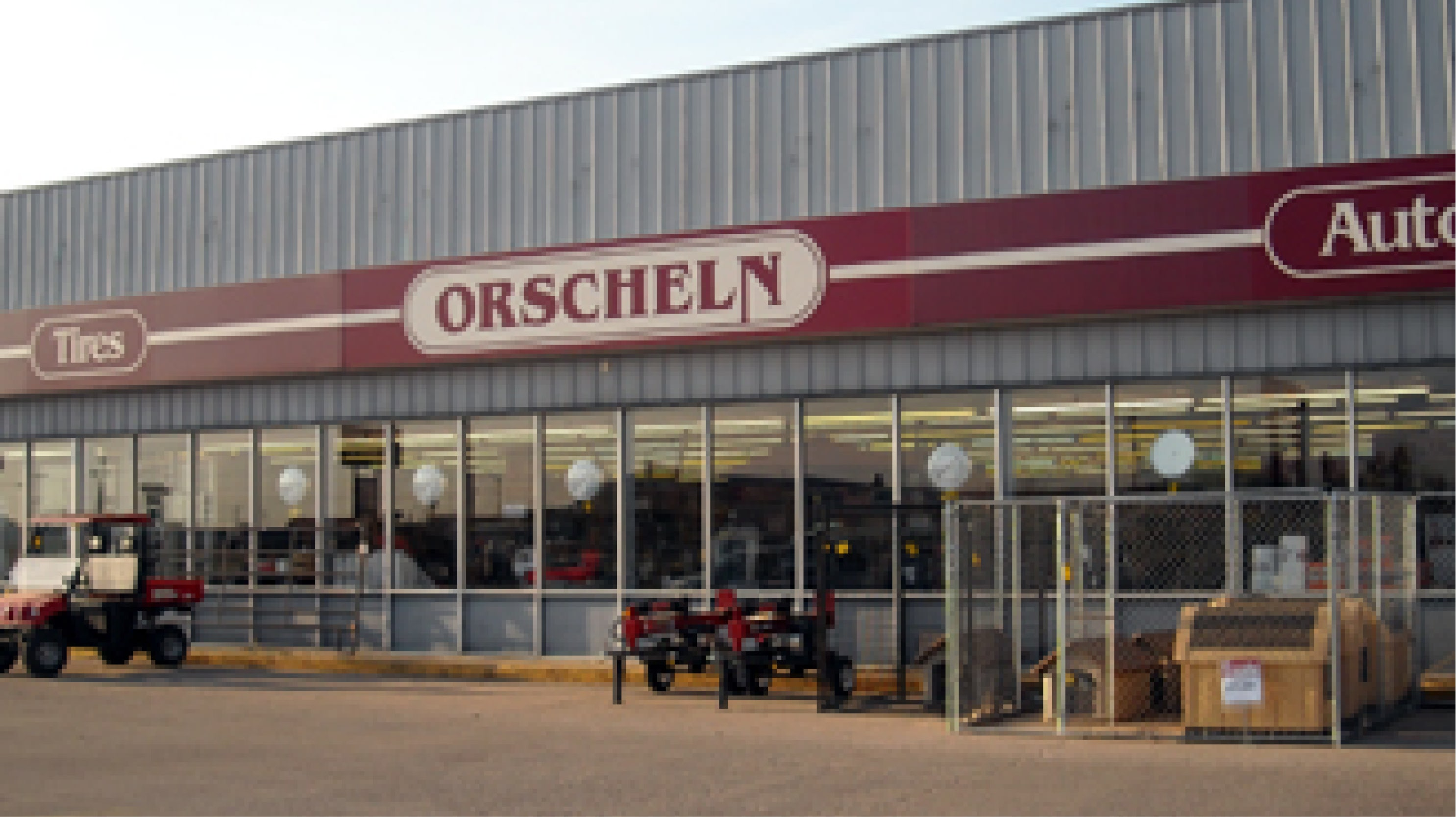 Front view of Orscheln Farm & Home Store in Pratt, Kansas 67124-2071