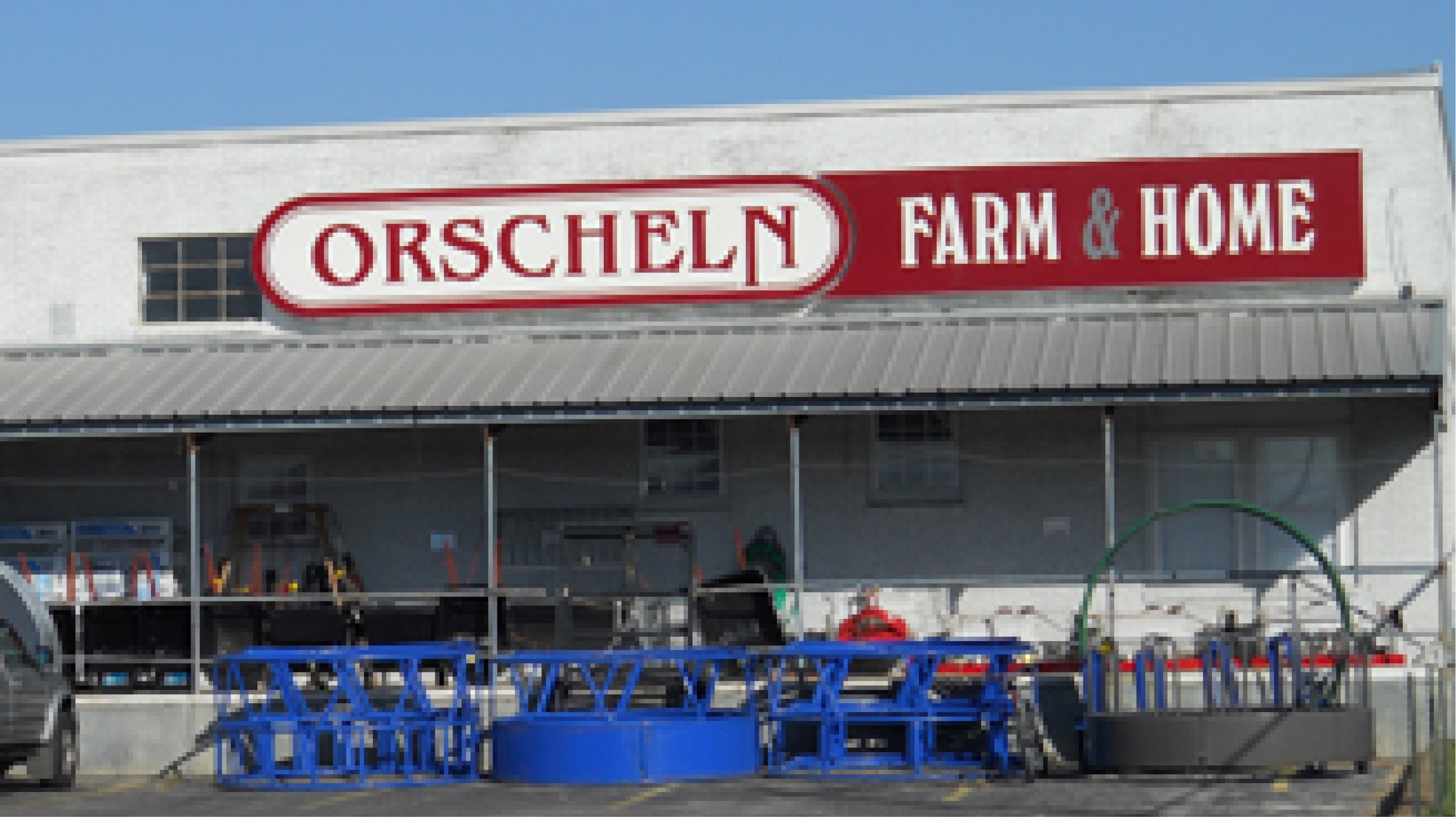 Front view of Orscheln Farm & Home Store in Springdale, Arkansas 72762