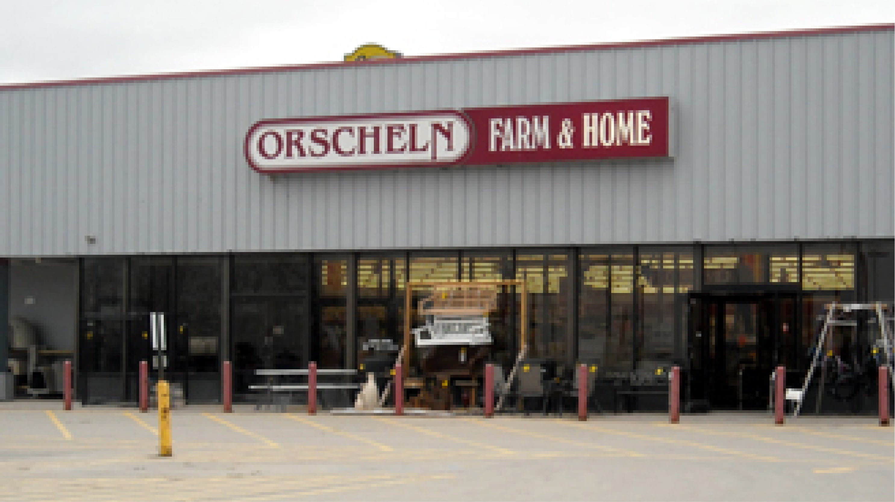 Front view of Orscheln Farm & Home Store in Bethany, Missouri 64424-2725