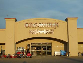 Front view of Orscheln Farm & Home Store in Garden City, Kansas 67846-4022