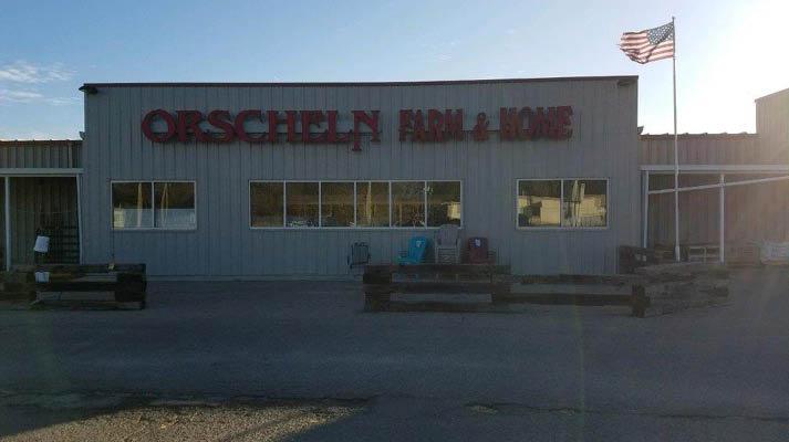 Front view of Orscheln Farm & Home Store in Salina, Kansas 67401-2434