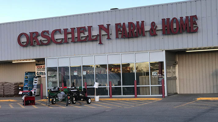 Front view of Orscheln Farm & Home Store in Goodland, Kansas 67735-9703