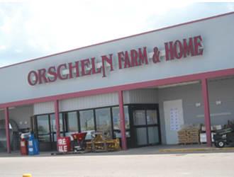 Front view of Orscheln Farm & Home Store in McPherson, Kansas 67460-4010