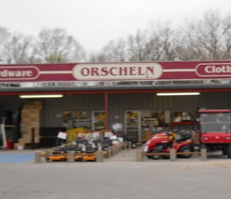 Front view of Orscheln Farm & Home Store in Phillipsburg, Kansas 67661