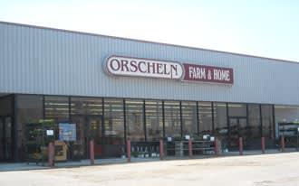 Front view of Orscheln Farm & Home Store in Savannah, Missouri 64485