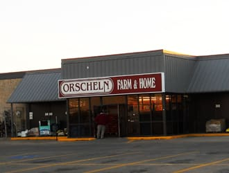 Front view of Orscheln Farm & Home Store in Duncan, Oklahoma 73533