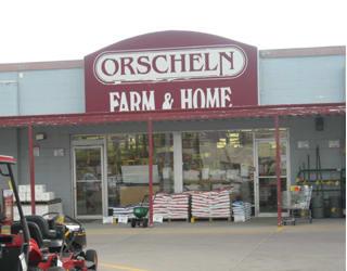 Front view of Orscheln Farm & Home Store in Beatrice, Nebraska 68310-1217