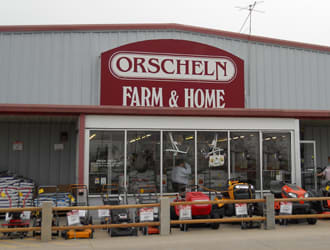Front view of Orscheln Farm & Home Store in Smith Center, Kansas 66967-9582