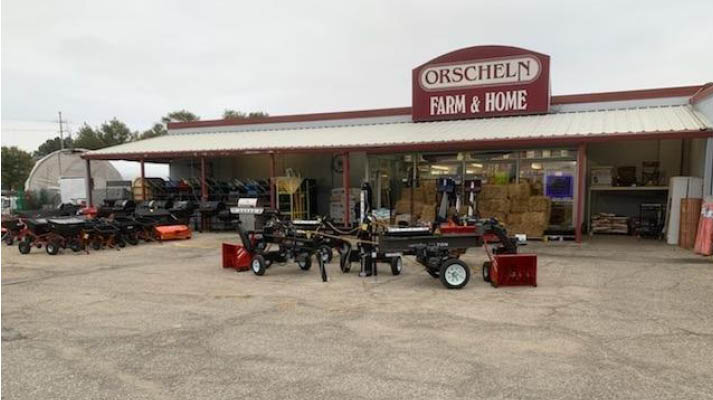 Front view of Orscheln Farm & Home Store in Marysville, Kansas 66508-8649