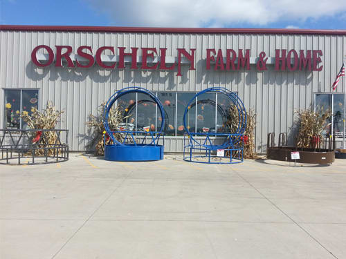 Front view of Orscheln Farm & Home Store in Lawrenceburg, Indiana 47025-5001