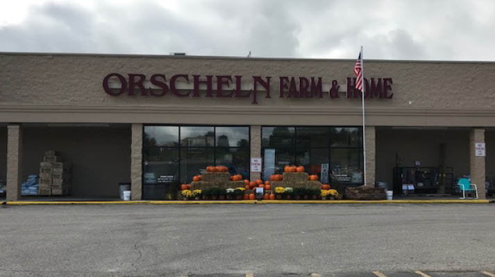 Front view of Orscheln Farm & Home Store in Washington, Indiana 47501-8505