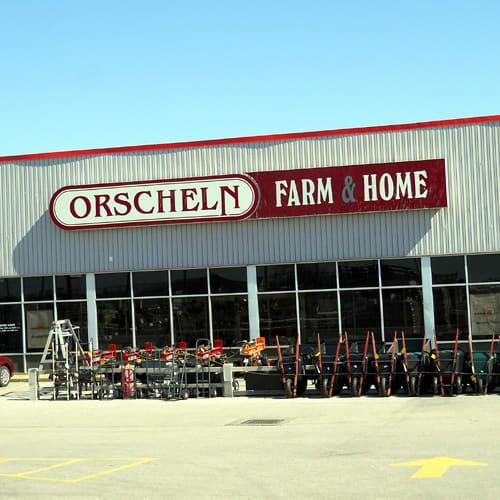 Front view of Orscheln Farm & Home Store in Houston, Missouri 65483