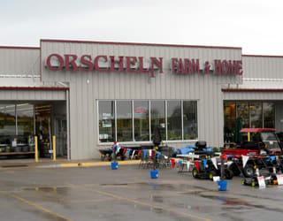 Front view of Orscheln Farm & Home Store in Tecumseh, Nebraska 68450