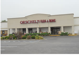 Front view of Orscheln Farm & Home Store in Excelsior Springs, Missouri 64024