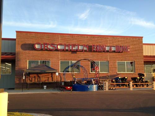 Front view of Orscheln Farm & Home Store in Goddard, Kansas 67052