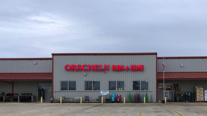 Front view of Orscheln Farm & Home Store in Jonesboro, Arkansas 72404