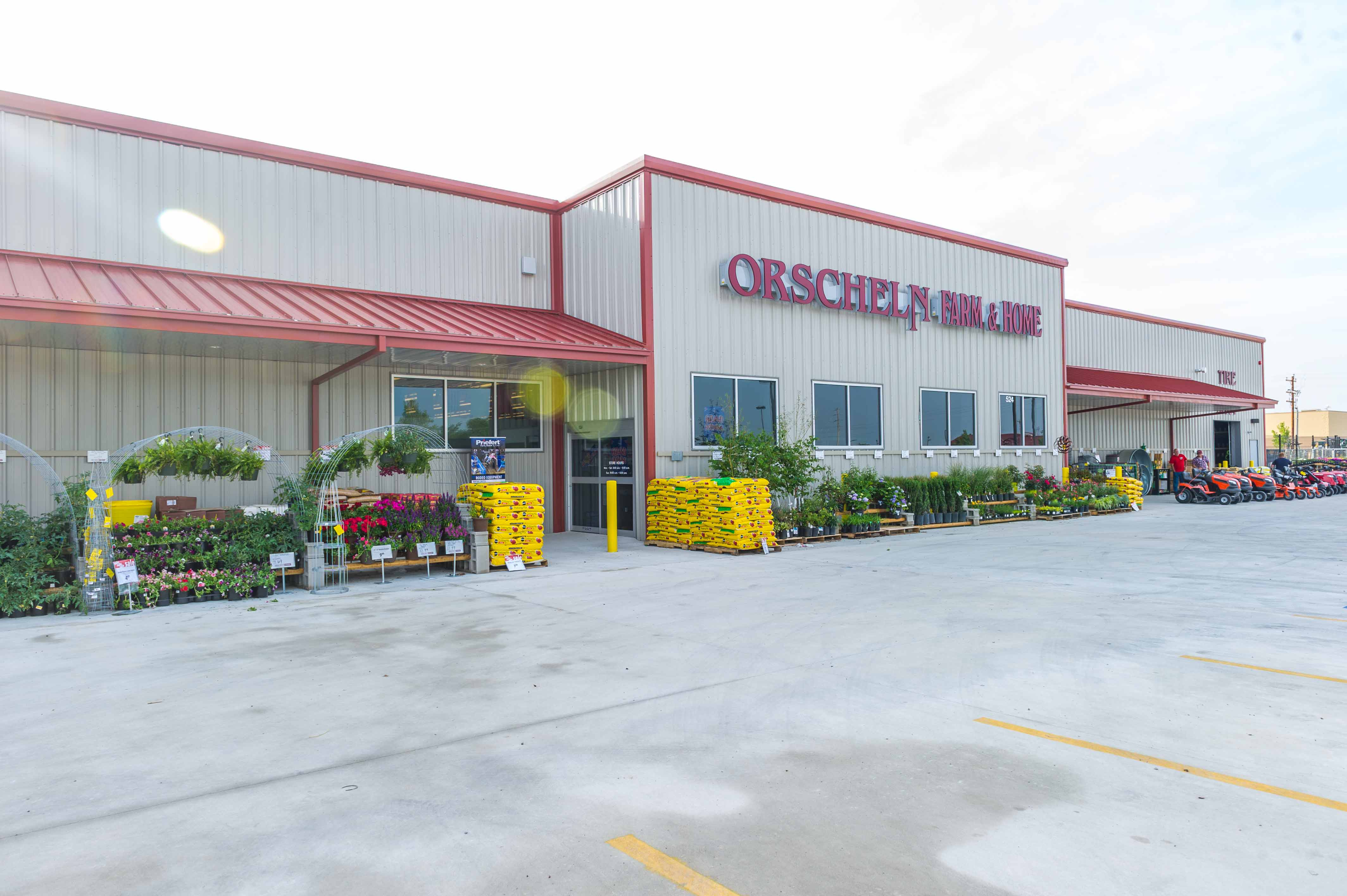 Front view of Orscheln Farm & Home Store in Trumann, Arkansas 72472