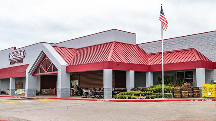 Front view of Orscheln Farm & Home Store in Sherman, Texas 75090
