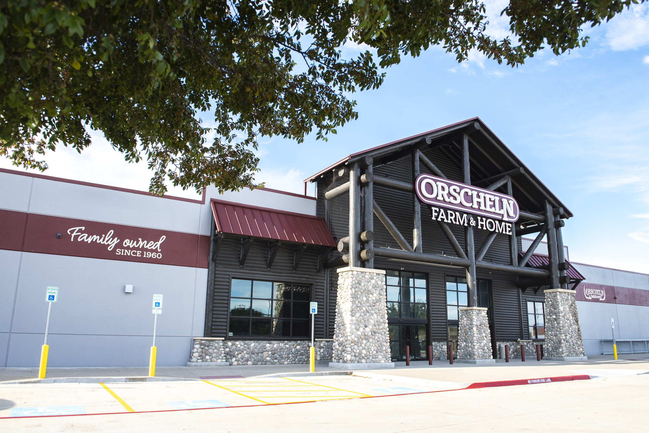 Front view of Orscheln Farm & Home Store in Waco, Texas 76706