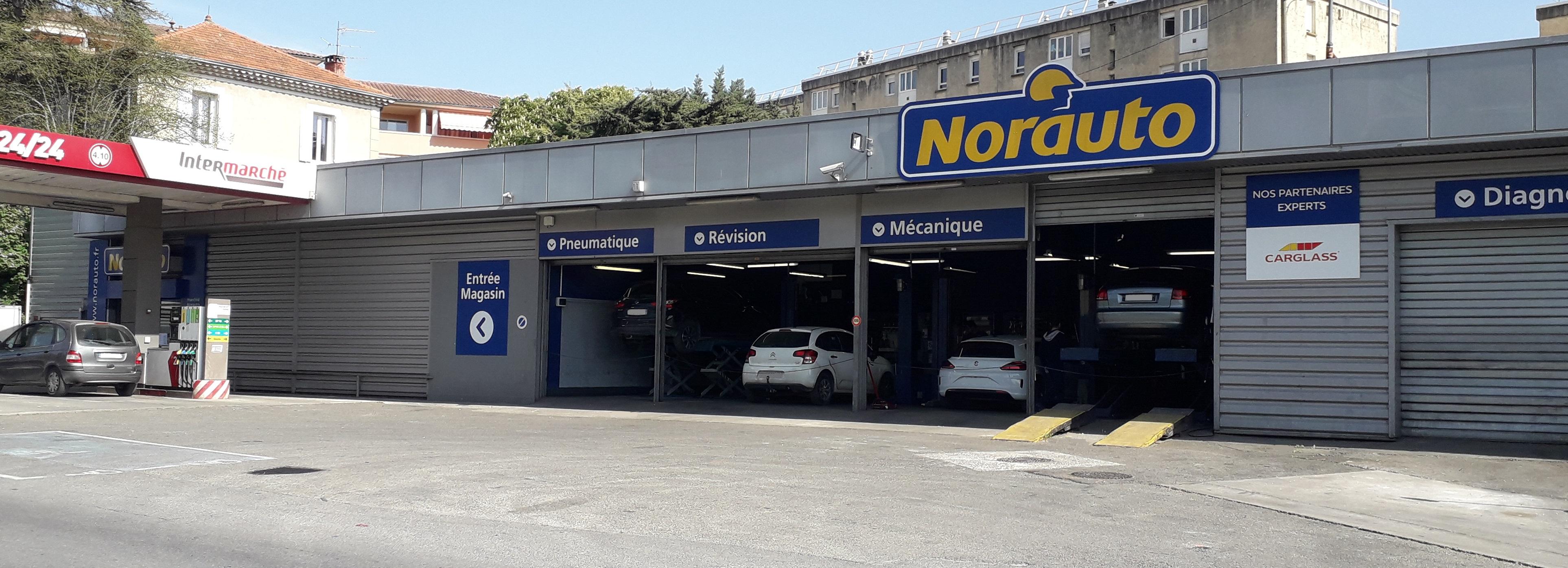 Votre centre auto Norauto Apt
